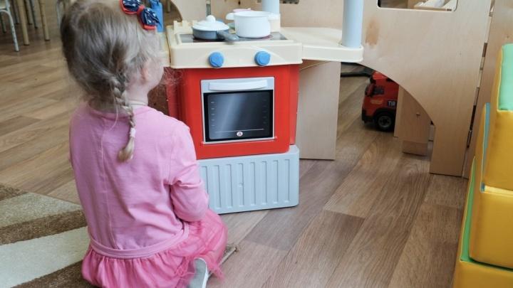 В Березниках 4-летняя девочка сбежала из детского сада