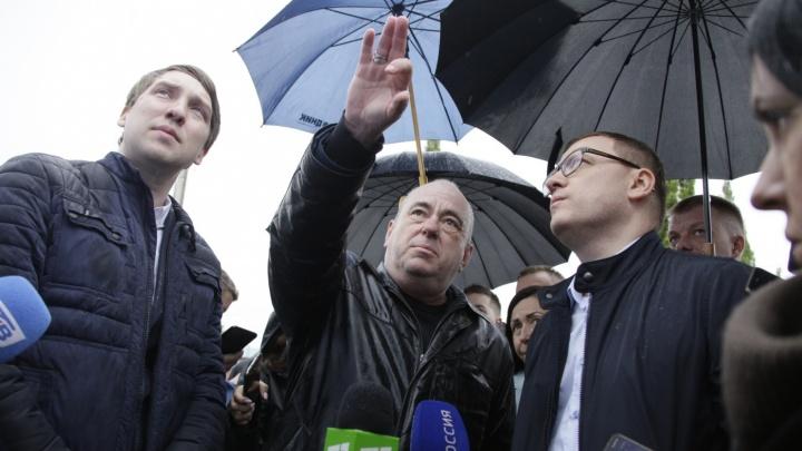 «Не потерянный для общества человек»: Владимир Елистратов уволил главного дорожника Челябинска