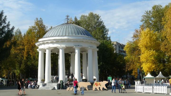 Директор парка Горького установит в Перми 300 интерактивных медведей