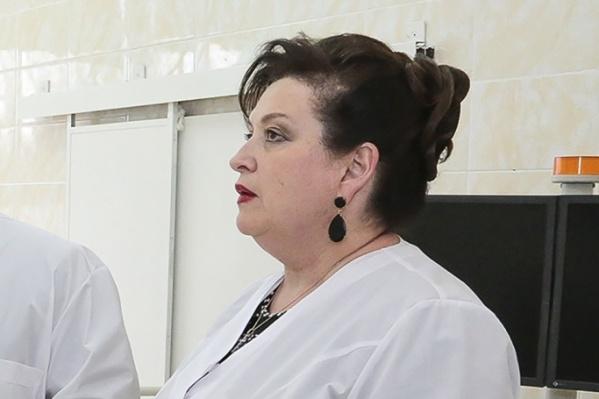 Сейчас Татьяна Быковская находится под домашним арестом в поселке Рассвет