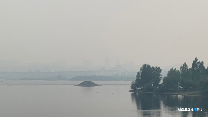 Красноярцы начали писать сообщения Путину в поисках спасения от дыма и выбросов