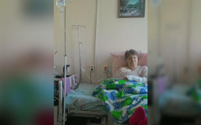 «Сломаны обе руки и ребра»: родные сбитой в Уфе пенсионерки ищут свидетелей ДТП