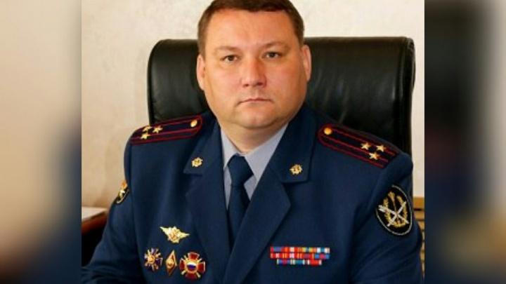 Путин назначил нового начальника ГУФСИН Свердловской области