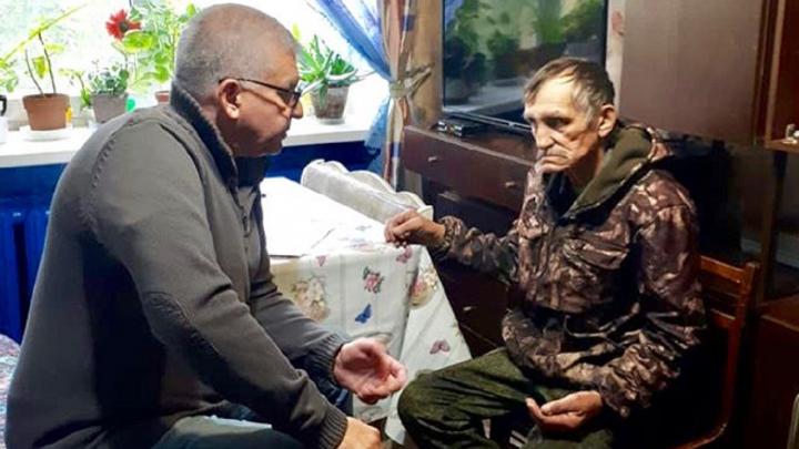 Депутат Госдумы Игорь Сапко решил помочь пенсионеру из Прикамья, которого осудили за мак на огороде