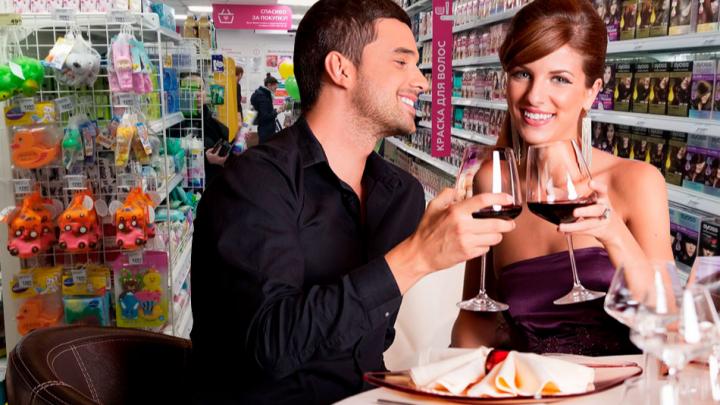 Скоро будет некуда пойти на свидание: на Малышева, где раньше был ресторан, откроется супермаркет