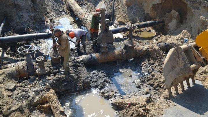 Мэрия Кургана должна «Водному союзу» за ремонт сетей более 40 миллионов рублей