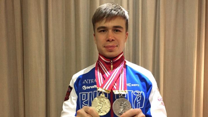 Первый после корейцев: уфимец Семен Елистратов завоевал две медали на чемпионате мира
