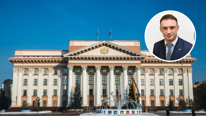 У губернатора Тюменской области появился новый заместитель. Рассказываем, кто он такой