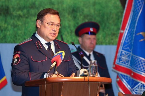 Донские казаки ждут поправок в законе о государственной службе