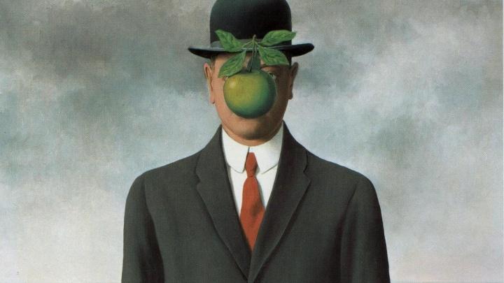 Пермяки увидят работы Рене Магритта. Того самого, который вместо лица изобразил яблоко