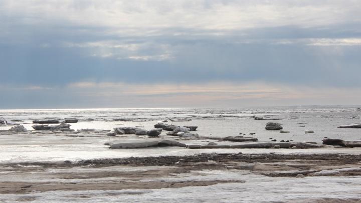 В Двинском заливе продлили запрет плавания судов до января