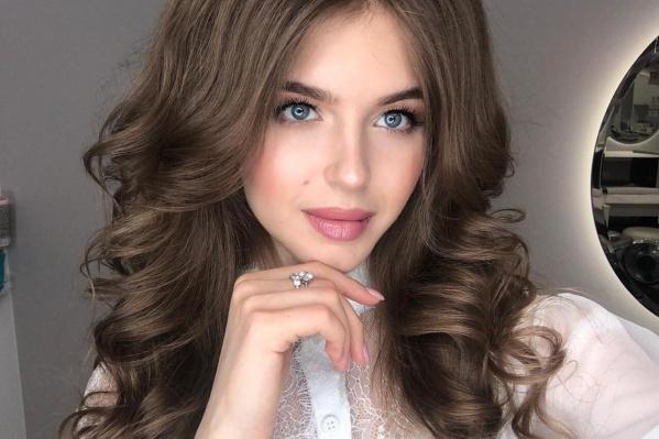 Алина родилась в Ростове, переехала в Азов, а теперь учится в Москве