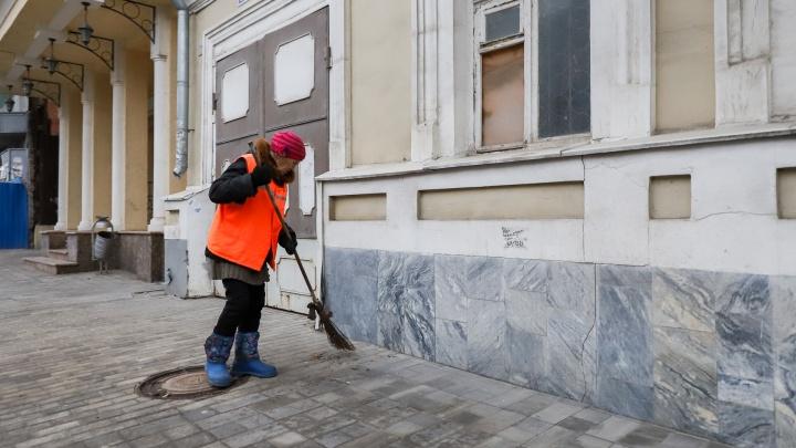Подрядчик через суд пытается получить контракт по уборке улиц Ростова на 6,7 миллиарда рублей