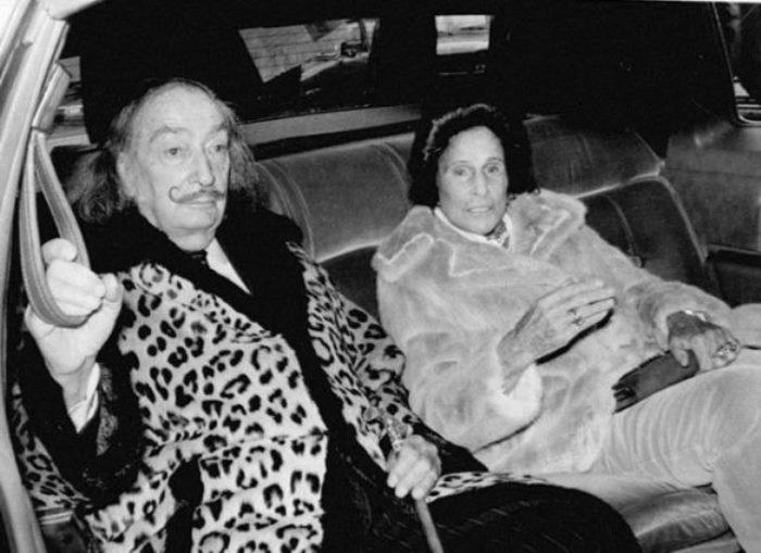 Супруги в 80-х годах