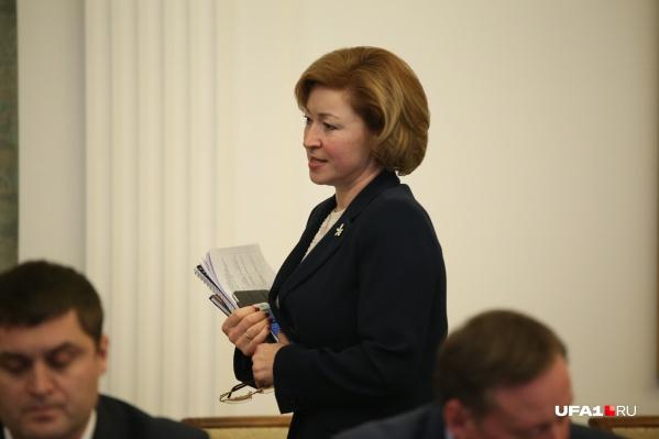 Ленара Иванова отметила, что федеральный бюджет мало помогает в снабжении