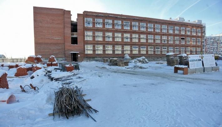 Власти назвали сроки перевода детей из переполненной школы в Чурилово в новое здание