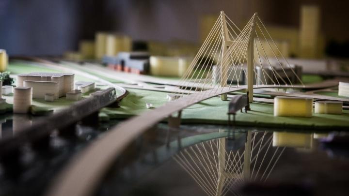 В Новосибирске выдали разрешение на строительство четвёртого моста