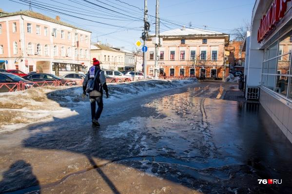 Скоро в Ярославле станет заметно теплее
