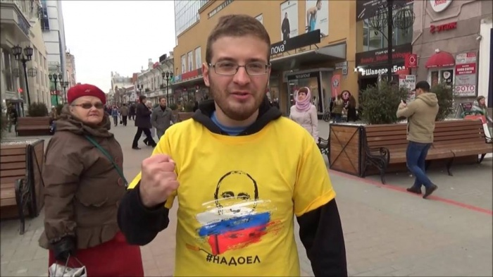 Следователи провели обыски и задержали Верникова утром 14 марта