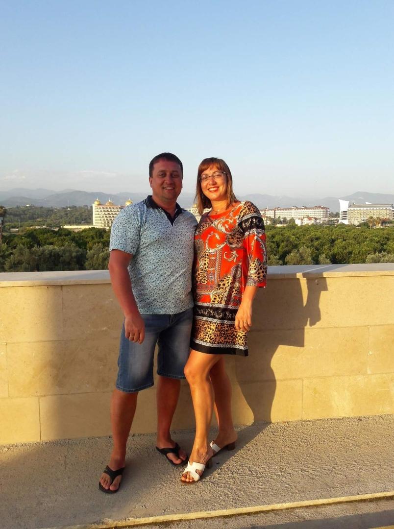 Елена Кошкина с супругом вместе почти 20 лет
