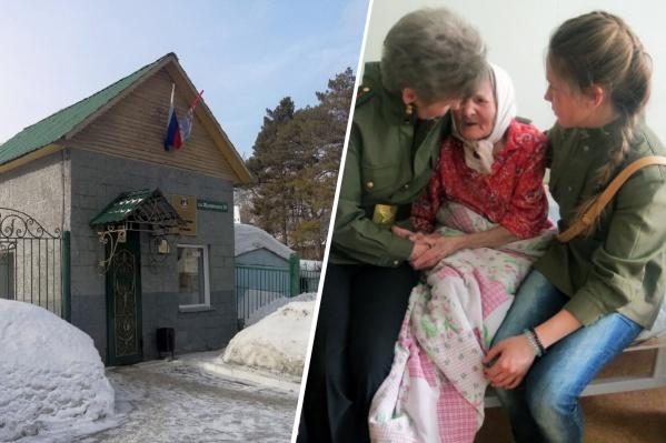 Волонтёры жаловались на Новосибирский дом ветеранов, куда в последнее время их перестали пускать