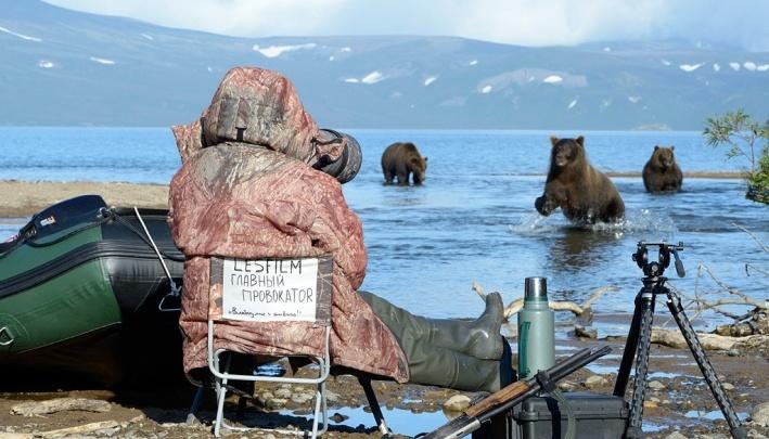 Фильм пермяков «Медведи Камчатки» взял премию «Золотой орел» в номинации «лучший неигровой фильм»