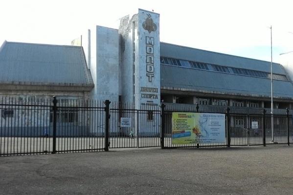В универсальном дворце спорта«Молот-Прикамье» могут разместиться до 7 тысяч зрителей