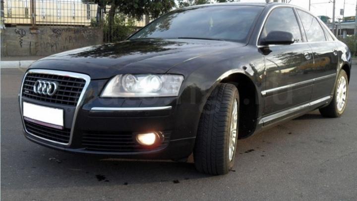 Красноярск вошел в тройку городов России по доле премиум авто в пользовании жителей