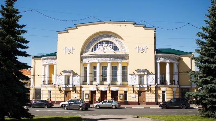 Министр культуры поставил точку в вопросе объединения Волковского и Александринского театров