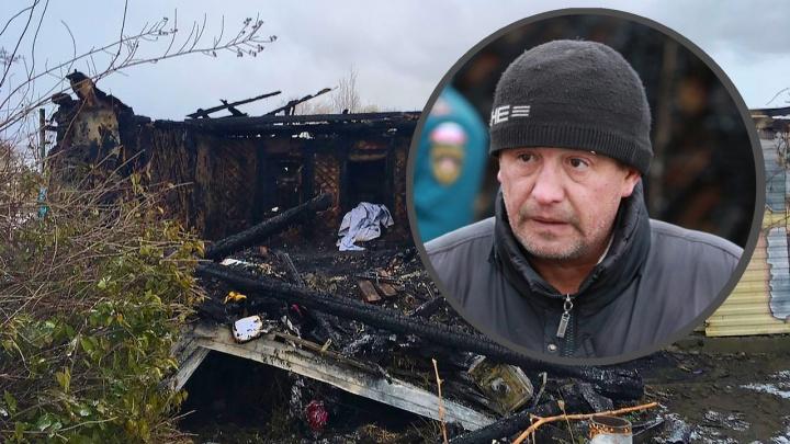 «Билась о стекло и звала на помощь»: репортаж из донского хутора, где в огне погибла мать с детьми