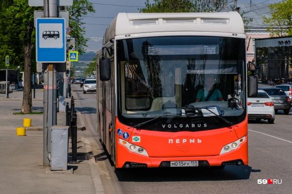 В 2021 году в автобусах начнется переход на бескондукторную систему