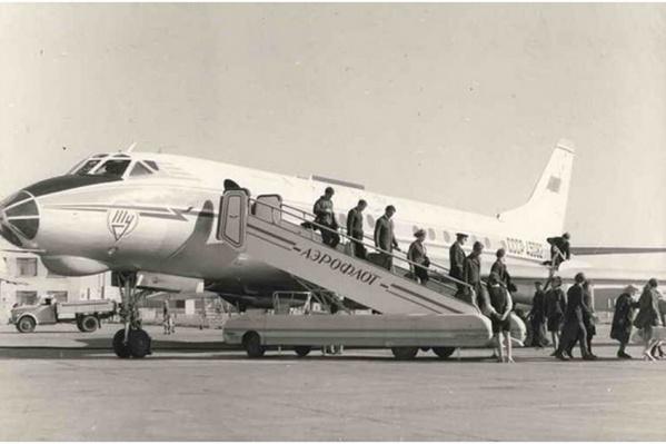 В СССР все самолеты летали под единым брендом — «Аэрофлот»