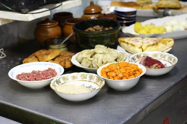 Русская кухня пришлась по вкусу гостям Самары