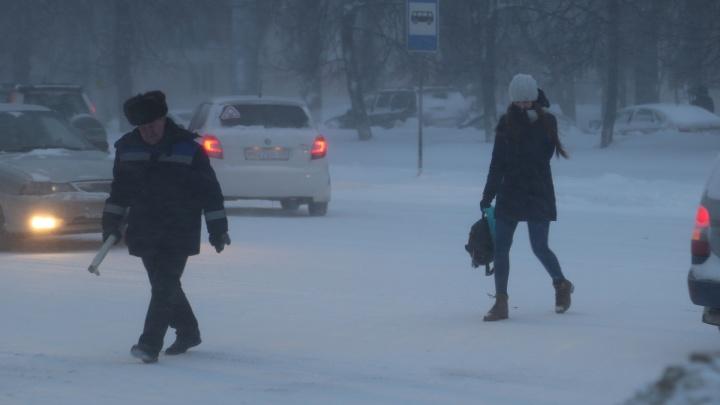 Когда стихнет буран: в Башгидромете рассказали о резкой смене погоды