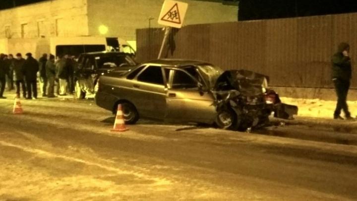 В Екатеринбурге военные следователи ищут очевидцев аварии, в которой погибли два человека