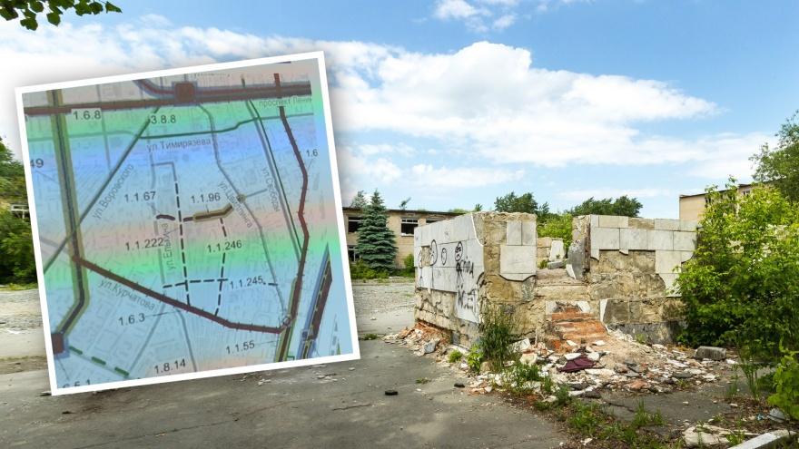 Бывшее танковое училище исчезнет с карты Челябинска. На его месте появятся новые кварталы