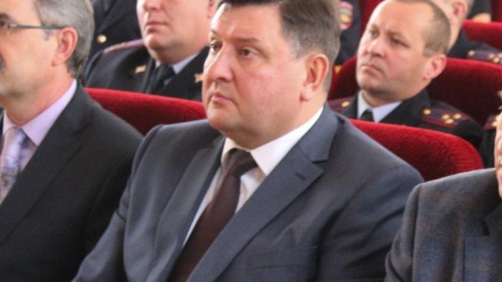 Начальником областного полицейского главка временно стал генерал Петр Кривегин