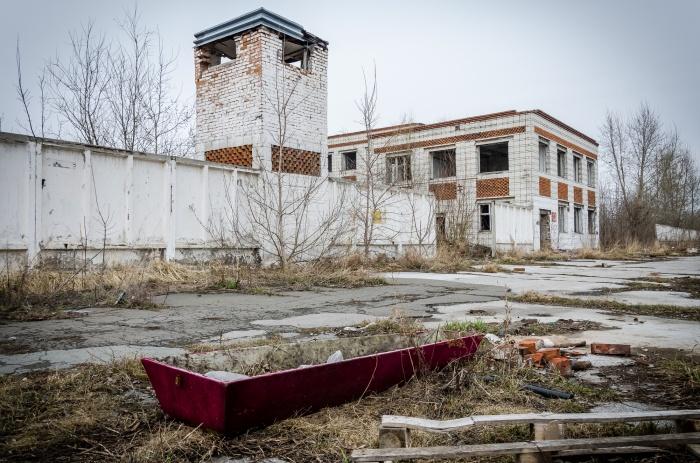 Дисбат: мёртвый город