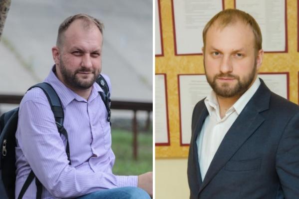 Иван Трофимович работает в школе №93