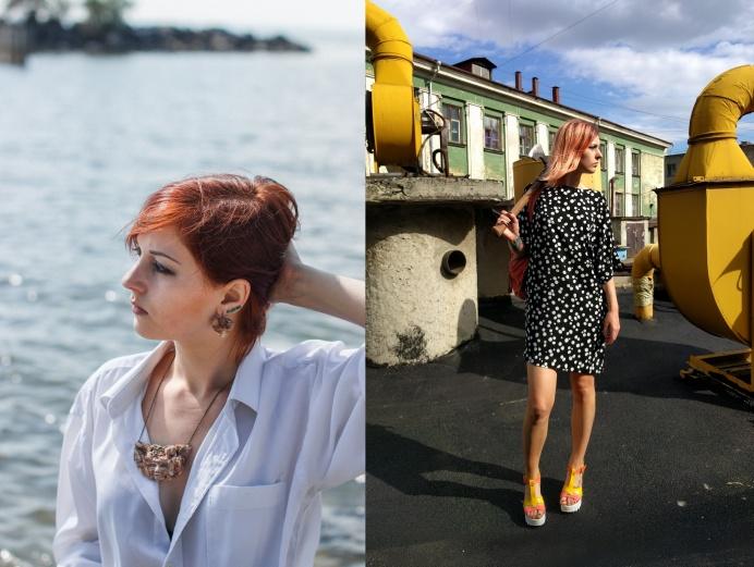 Марина сменила несколько мест работы — в её послужном списке Музей смерти, краеведческий музей и театр оперы и балета