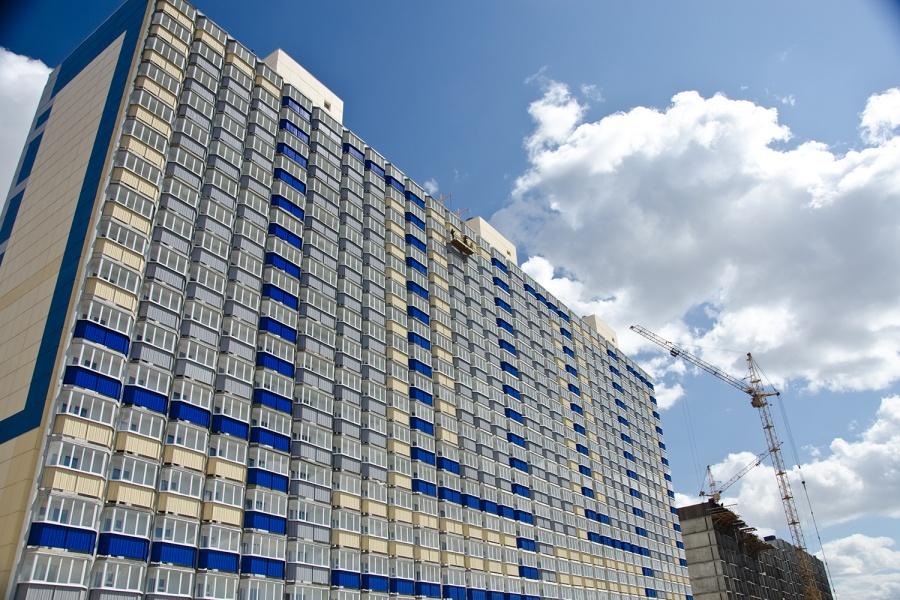 Эксперты назвали районы Новосибирска ссамыми дешёвыми новостройками