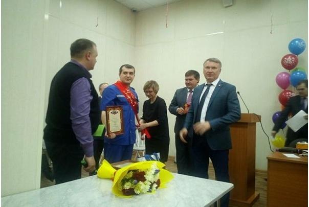 Лучшим фельдшером Красноярска второй год подряд становится сотрудник подстанции №5