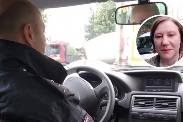 Оксану Иванову отвезли в суд