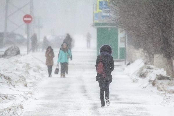 Серость и апатия влияют на энергичность в холодное время года