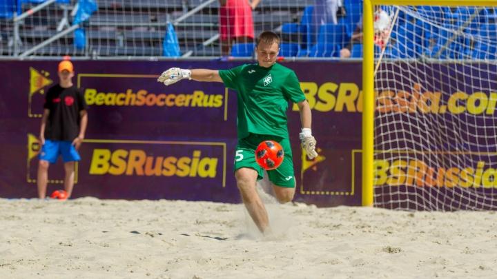 Оказались на дне: пляжные «Крылья» выбыли из борьбы за медали суперфинала чемпионата России