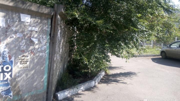 Накренившаяся подпорная стена в «Солнечном» признана безопасной