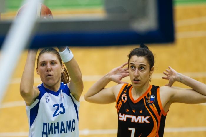 Следующую игру БК «Динамо» проведёт на выезде в Оренбурге