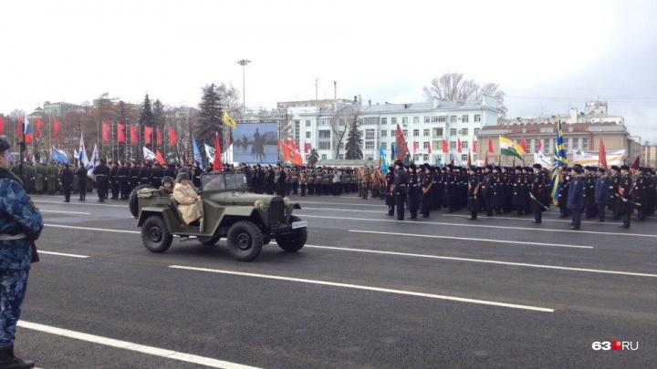 Реконструкция боя с немцами и выставка военной техники: в Самаре пройдёт парад Памяти