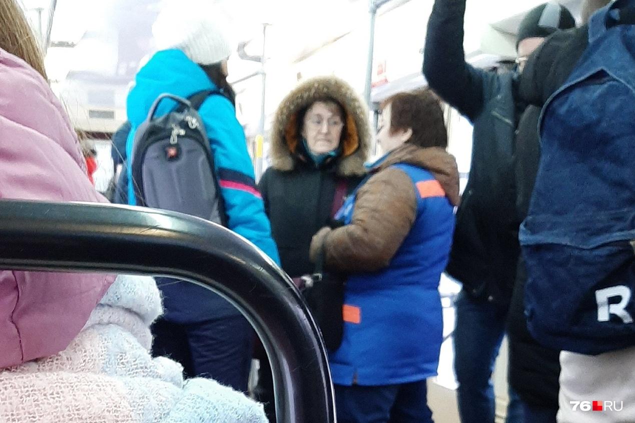 В ярославский транспорт вернулись контрол