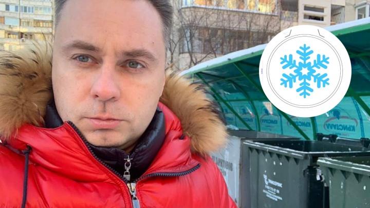 Водитель VIP-браконьеров украсит улицу Республики снежинками за бюджетные деньги